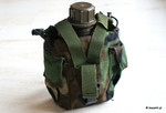 Ładownica US ARMY Canteen/Utility MOLLE II Woodland