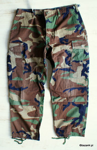 Oryg. spodnie US ARMY WOODLAND Medium X-Short BDU