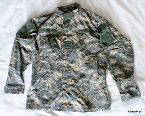 Oryginalna bluza US ARMY ACU/UCP Medium Long