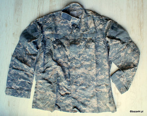Oryg. NIEPALNA bluza US ARMY ACU/UCP Large Long