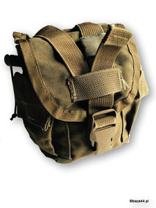 Ładownica US ARMY Canteen/Utility MOLLE II Coyote