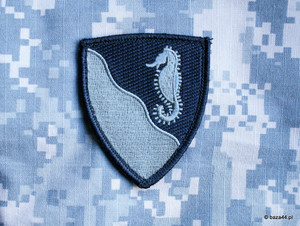 36th Engineer Brigade - ACU / UCP - velcro
