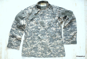 Oryg. US ARMY ACU z naszywkami Medium Long