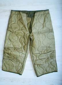 Oryg. podpinka US ARMY spodnie M65 - MEDIUM Short ans Regular